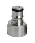 Kegco Sankey to Ball Lock Keg Coupler Adapter - Liquid