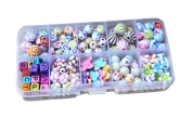 Beads Toy Set Accessories Necklace Crafts Educational Toys