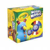 Crayola Model Magic Deluxe Variety Pack, 14 single packs, Net 210ml