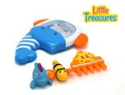 WHALE NET SCOOPER - bath toy set . plus babies