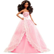 2015 Birthday Wishes Barbie Doll, African American Look that Girls have Cherished for Generations