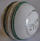 T20 White Leather Cricket Ball by CD