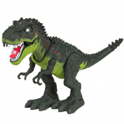 Oliasports® Battery Powered Walking Dinosaur T-Rex Toy