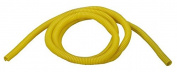 1.9cm ID x 2.5cm OD Guy Wire Cover -2.1m Split Sections - Guy Line Safety Markers