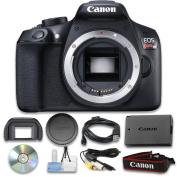 Canon EOS Rebel T6 Digital SLR Camera (Body Only) Wi-Fi Enabled - International Version
