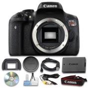Canon EOS Rebel T6i Digital SLR Camera (Body Only) Wi-Fi Enabled - International Version