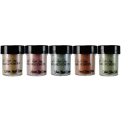Lindy's Stamp Gang 2-Tone Embossing Powder, 15ml, Nantucket Pearls, 5 Per Package
