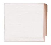 Picture Linen Liner (Wood) 5.5m bundle - White - 5.1cm width - 0.8cm rabbet depth