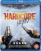 Hardcore Henry [Region B] [Blu-ray]