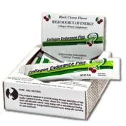 Great Lakes Gelatin Collagen Endurance Plus, Natural Black Cherry, Kosher, 10 Packets