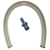 Hatco HATCO R03.40.054.00 Drain Tube Tygon 2.5cm - 1.3cm X 0.6cm O-Ring Plastic For Oem 321436