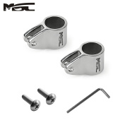 MSC® Bimini Top Stainless Steel Jaw Slides 2.2cm -1pair