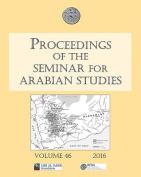Proceedings of the Seminar for Arabian Studies