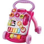 VTech First Steps Baby Walker - Pink.