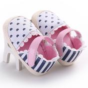 WAYLONGPLUS Infant Girls Cute First Walking Sneaker Baby Anti-skid Soft Toddler Shoes