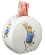 Peter Rabbit China Money Bank