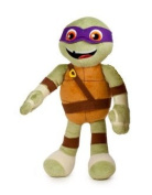 Teenage Mutant Ninja Turtles - Plush toy Donatello (violet 32cm) New film Half-Shell Heroes, Quality soft - lila -