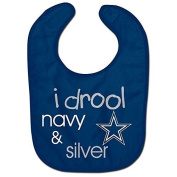 wincraft dallas cowboys baby i drool bib by WinCraft