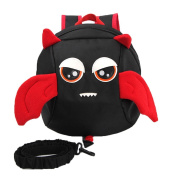 Zhuannian Baby Toddler Evil Safety Harness Backpack with Reins