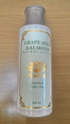 Ayurvedic Grape seed & Almond Herbal Lotion 200 ml