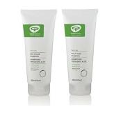 Green People Organic Daily Aloe Shampoo 200ml Twin Pack