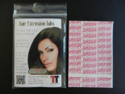 Super Tape Hair Extension Tabs 60 count Pack by True Tape, LLC. New package & New Look
