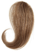Love Hair Extension Human Hairs Clip In Side Fringe, Colour 8 Mousey Brown