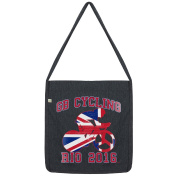 Twisted Envy Great Britain Cycling 2016 Tote Bag