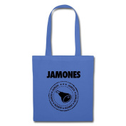 Jamones Tote Bag by Spreadshirt