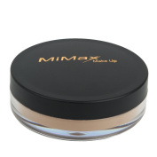 MiMax Make Up Loose Powder Number C04, Chestnut
