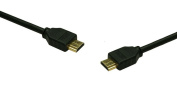 Deet® 1 Metre PS3 PS4 HDMI Lead, with Gold Plated Connectors