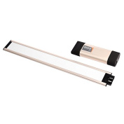 Polaroid BrightSaber Travel Portable Light Wand with 10 Power Settings & 98 High Output LED Bulbs - 3 Colour Filters Included