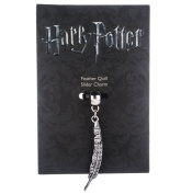 Harry Potter Pendant Quill Slider Charm 4x0.5cm Jewellery Zinc Plated