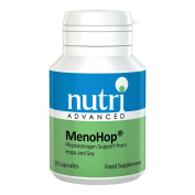 Nutri Advanced MenoHop - Phytoestrogen for Menopause