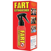 Fart Extinguisher Air Freshener - Great Adult Practical Joke Toy - Fun and Different Gift / Present for Him, Gents, Men Birthday or Christmas
