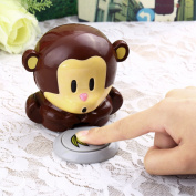 Cute Monkey Manicure Nail Dryer