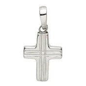 Basic 27,9146S Silver Women's Cross Pendant 925 Sterling Silver