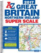 Great Britain Super Scale Road Atlas