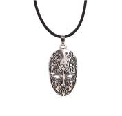 Harry Potter Death Eater Pendant / Necklace - Bellatrix