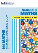 National 4 Maths Practice Question Book