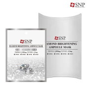 [SNP Cosmetic] Diamond Brightening Ampoule Mask