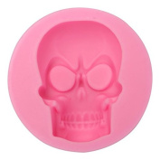 Bluelover Skull Fondant Mould Silicone Mould Decorating Cake Mould