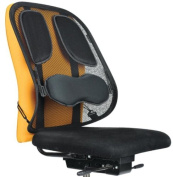 Fellowes Professional Series Mesh Back Support with Tri-Tensioning