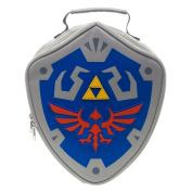 The Legend of Zelda Hylian Shield Grey Insulated Lunchbox Cooler Bag