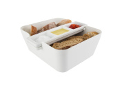 Tomorrow's Kitchen 2710260 Bread and Dip Serving Bowl