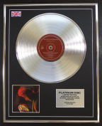 ELO/LTD EDITION CD PLATINUM DISC/DISCOVERY