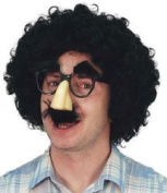 Novelties Direct Groucho Specs Nose Tash And Eyebrows