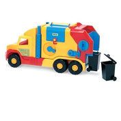 Wader 66 cm Super Truck Short Refuse Lorry