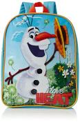 Disney Frozen Children's Backpack, 6 Litres, Blue