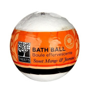 Treets Sweet Mango and Jasmine Bath Ball